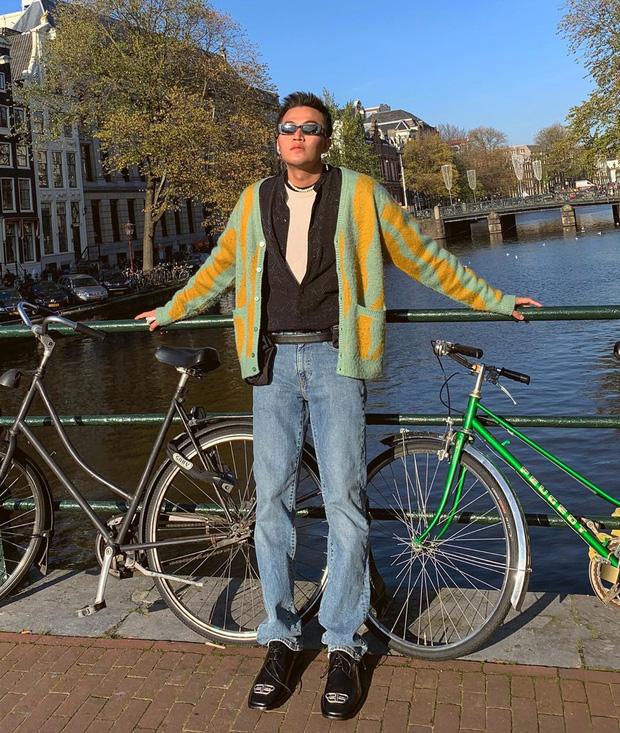 Không chỉ điển trai, stylist của Chi Pu, Bích Phương hóa ra còn là một travel-boy chính hiệu: Nhìn loạt hình check-in mà choáng vì... quá nhiều! - Ảnh 4.