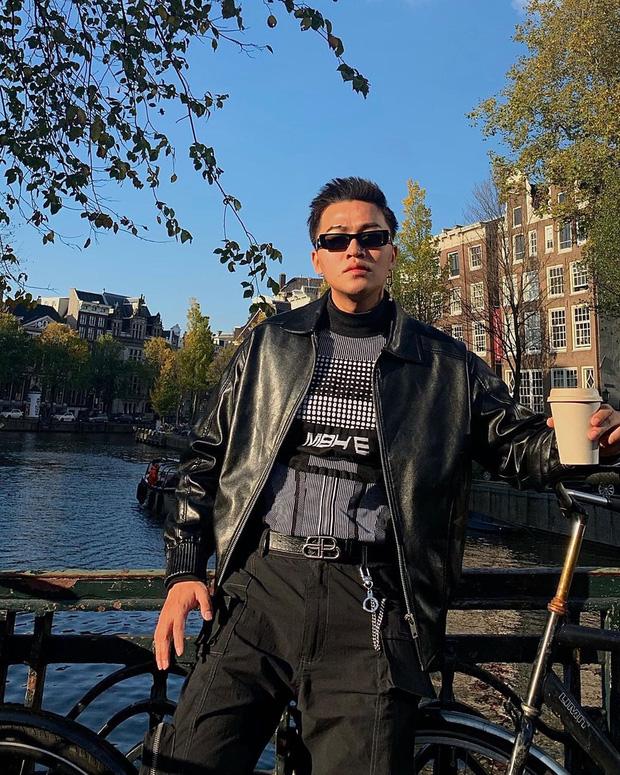 Không chỉ điển trai, stylist của Chi Pu, Bích Phương hóa ra còn là một travel-boy chính hiệu: Nhìn loạt hình check-in mà choáng vì... quá nhiều! - Ảnh 5.