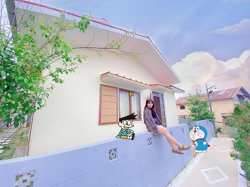 Xuất hiện khu phố Nobita ngay giữa Đà Lạt, fan Doraemon đứng ngồi không yên 0