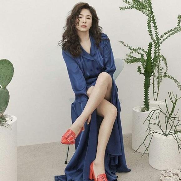 song hye kyo, song joong ki, tái hôn, sao hàn