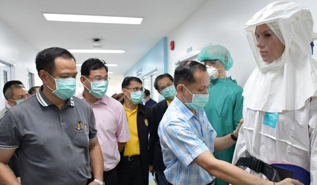Virus corona: Thái Lan điều trị thành công cho bệnh nhân nhiễm virus viêm phổi Vũ Hán bằng thuốc kháng cúm và HIV - Ảnh 1.