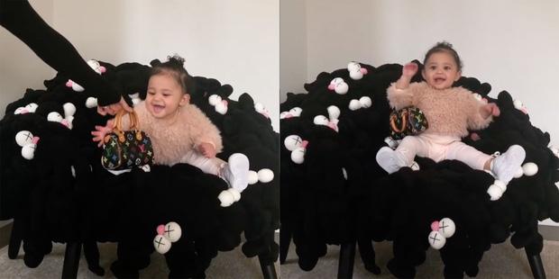 Cô gái vàng trong làng đầu thai gọi tên con gái Kylie Jenner: Đi du thuyền 6000 tỷ, quà sinh nhật là cả công viên khủng - Ảnh 3.