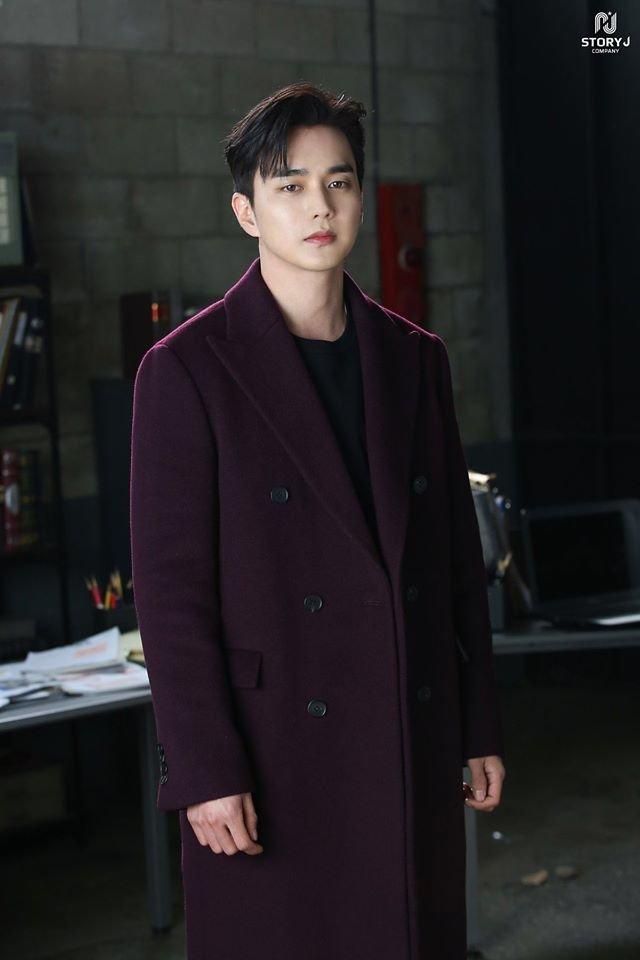 50 sắc thái của Em trai Quốc Dân Yoo Seung Ho trong Memorist: Điển trai và cool ngầu ảnh 1