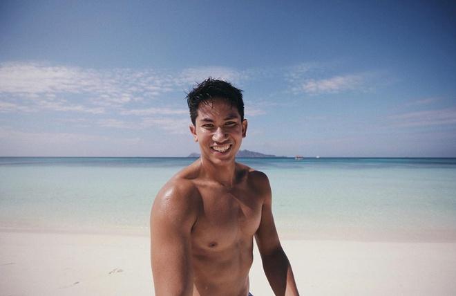 Than hinh chuan 6 mui cua Hoang tu Brunei tham du SEA Games 30 hinh anh 2