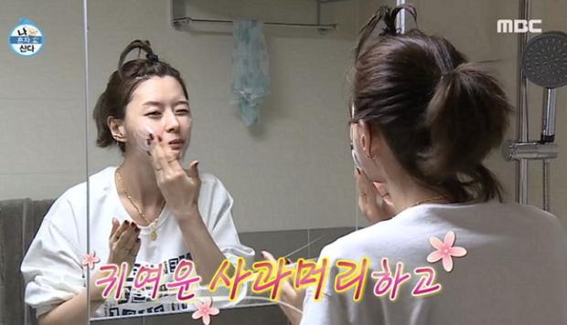 Mỹ nhân Itaewon Class Kwon Nara gây sốt với mặt mộc quá đỉnh hé lộ từ 1 năm trước: Thế này đọ được với Suzy rồi! - Ảnh 4.