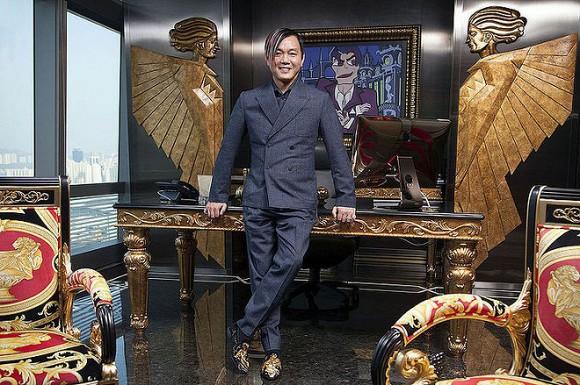 Stephen Hung,chuyện tình yêu của Stephen Hung,Stephen Hung thua lỗ,sao Hong Kong