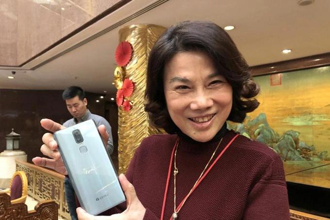 Bà Dong Mingzhu được biết đến như nữ hoàng đồ gia dụng tại Trung Quốc đại lục. Ảnh: SCMP.