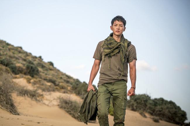 4 sao nam này sẽ tiếc đứt ruột vì đã từ chối vai Yoo Shi Jin của ...