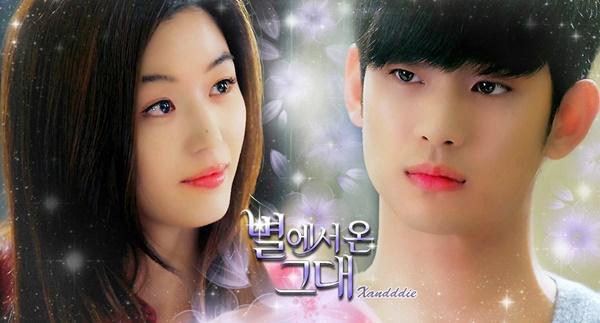 Kim Soo Hyun và những người tình ngổ ngáo trên màn ảnh-9