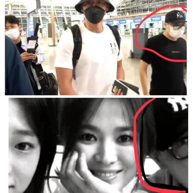 Theo fan hâm mộ thì trợ lý của Hyun Bin rất thân cận với Song Hye Kyo.
