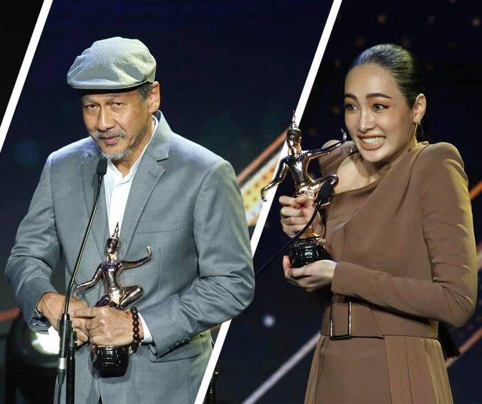 Bộ phim 'Lồng nghiệp chướng' của TV3 Thái Lan thắng lớn với 7 giải thưởng liên tiếp tại lễ trao giải Nataraj lần thứ 11 0