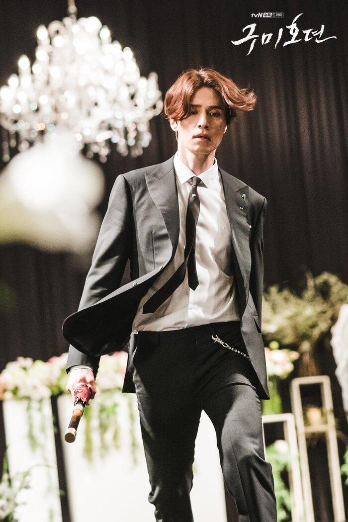 'Bạn trai tôi là hồ ly': Lee Dong Wook ngầu như Thần chết, phim lên sóng sau khi 'Hoa của quỷ' kết thúc 1