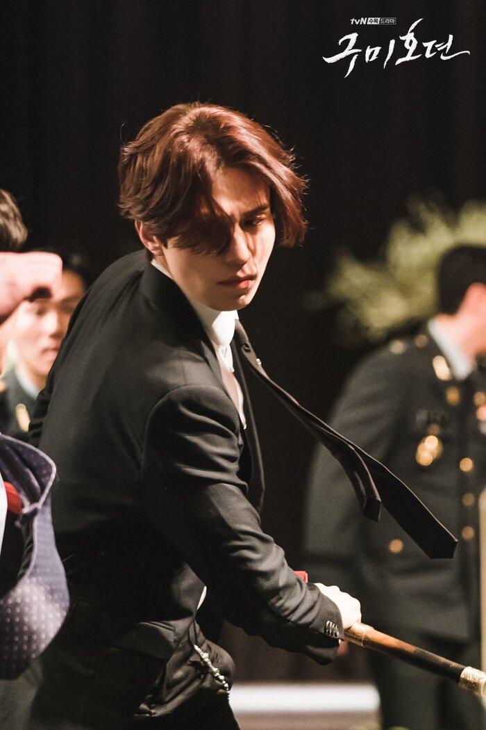 'Bạn trai tôi là hồ ly': Lee Dong Wook ngầu như Thần chết, phim lên sóng sau khi 'Hoa của quỷ' kết thúc 2