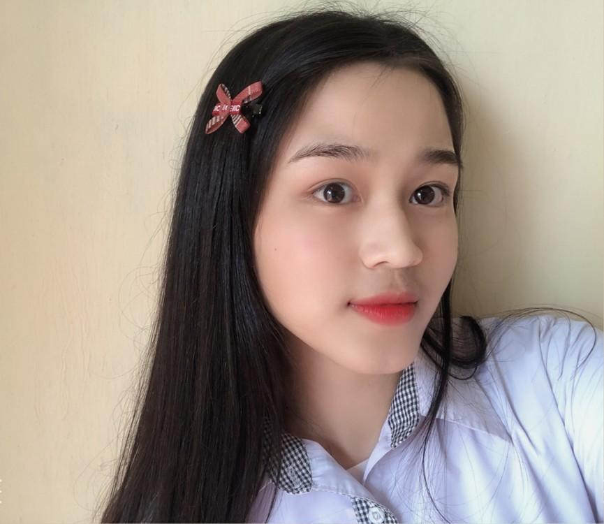Nhan sắc đời thường xinh đẹp của tân Hoa hậu Việt Nam 2020 Đỗ Thị Hà - ảnh 12