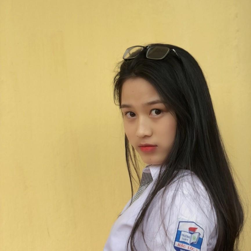 Nhan sắc đời thường xinh đẹp của tân Hoa hậu Việt Nam 2020 Đỗ Thị Hà - ảnh 11