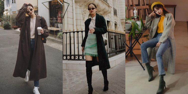 Hội mặc đẹp đưa ra loạt dẫn chứng cực xịn về lý do chọn 3 kiểu giày này khi mặc áo khoác dáng dài