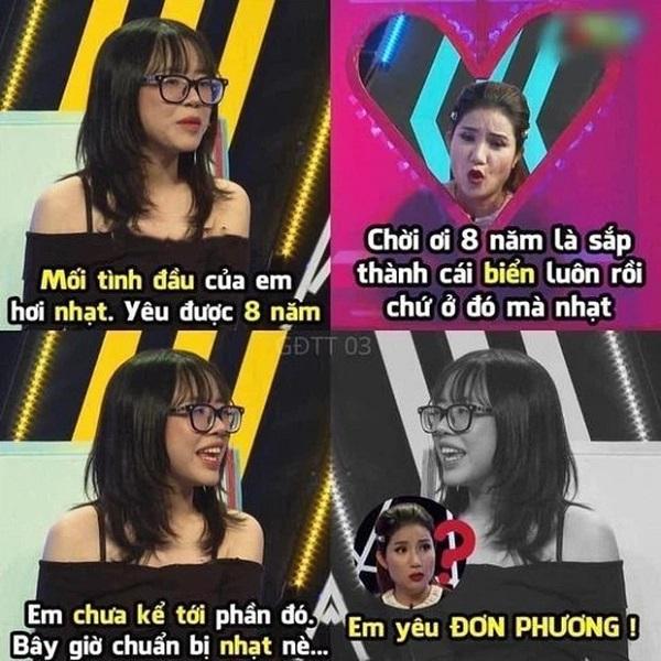 Quỳnh Trang nổi như cồn nhờ mối tình nhạt yêu đơn phương 8 năm