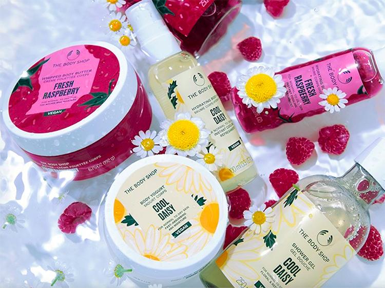 The Body Shop chào hè với BST dưỡng thể phiên bản giới hạn