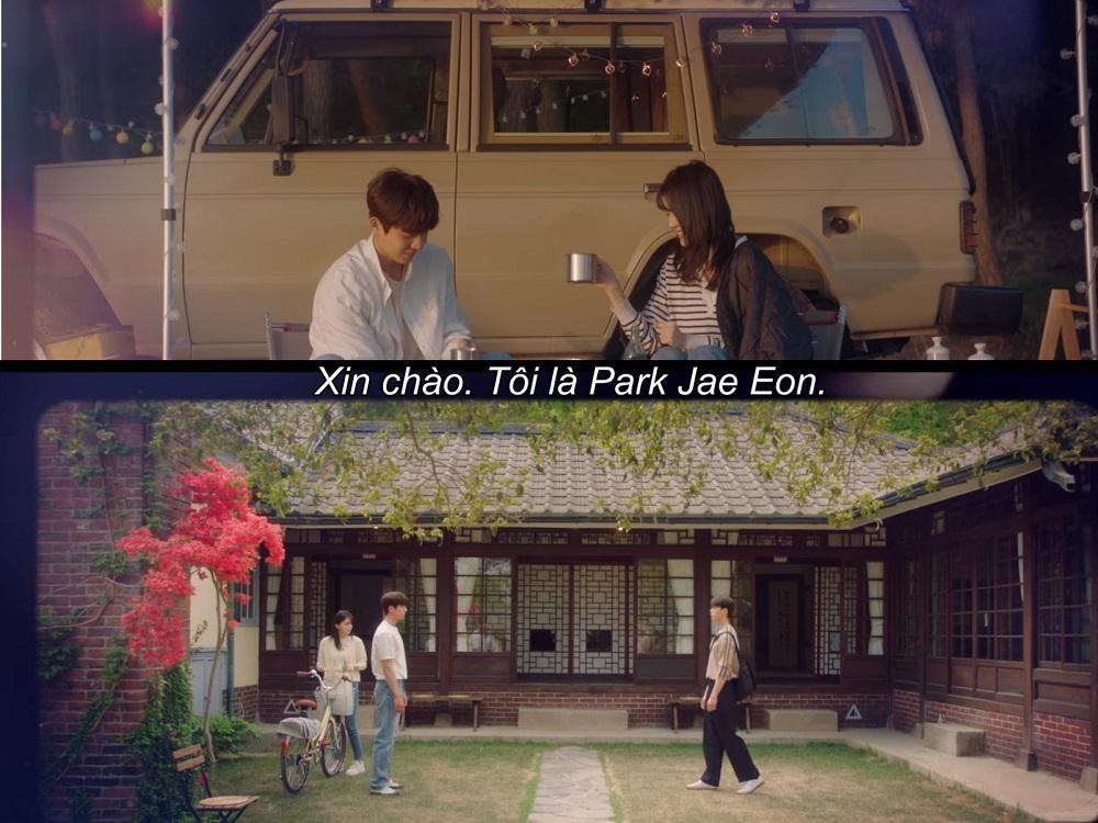 Tam giác tình yêu giữa Song Kang - Han So Hee - Chae Jong Hyeop chính thức bùng nổ trong 'Nevertheless' 0