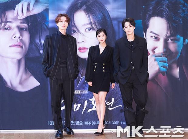 Phát hiện cặp đôi mới Kbiz: Không phải nam chính Lee Dong Wook, nam phụ Kim Bum và Jo Bo Ah lộ hint hẹn hò - Ảnh 3.