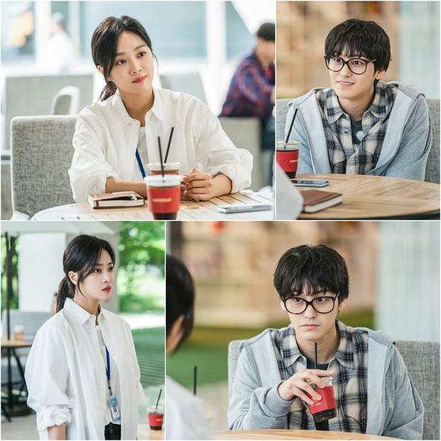 Phát hiện cặp đôi mới Kbiz: Không phải nam chính Lee Dong Wook, nam phụ Kim Bum và Jo Bo Ah lộ hint hẹn hò - Ảnh 2.