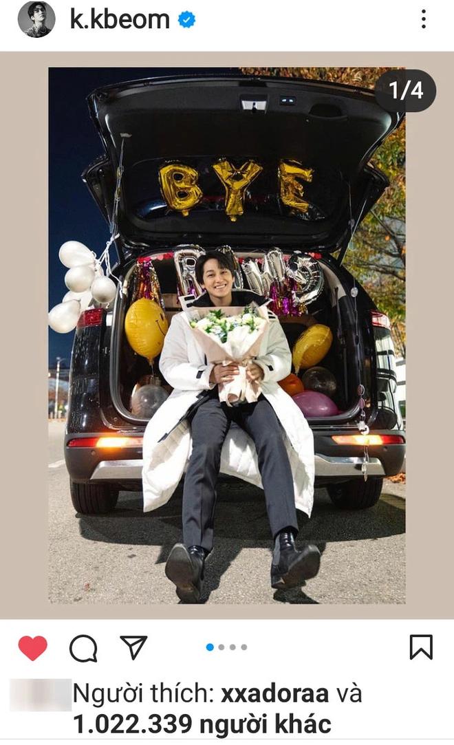 """Phát hiện cặp đôi mới Kbiz: Không phải nam chính Lee Dong Wook, nam phụ Kim Bum và Jo Bo Ah lộ """"hint"""" hẹn hò - Ảnh 5."""