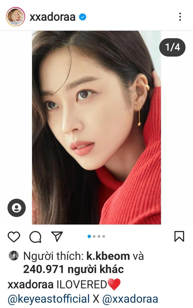 """Phát hiện cặp đôi mới Kbiz: Không phải nam chính Lee Dong Wook, nam phụ Kim Bum và Jo Bo Ah lộ """"hint"""" hẹn hò - Ảnh 7."""