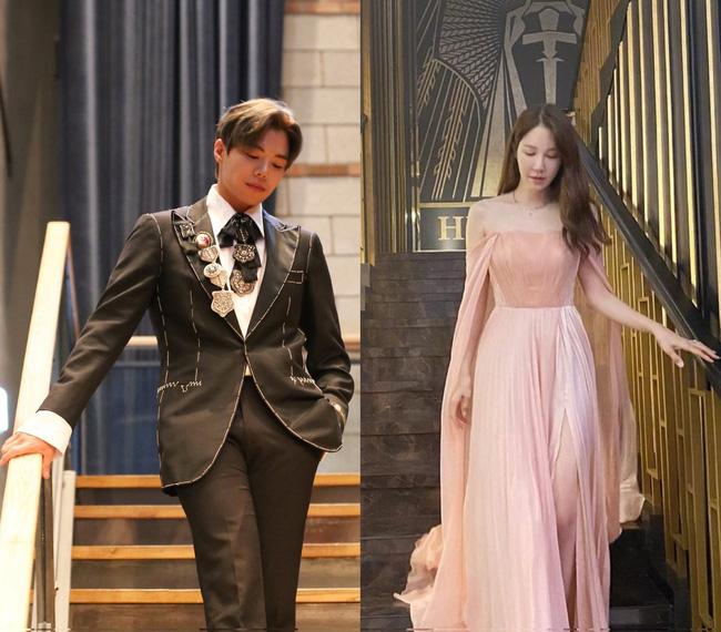 Cuộc chiến thượng lưu 3 lộ cái kết: Su Ryeon và Logan Lee làm đám cưới, Seok Hoon lên đồ bảnh tỏn - Ảnh 2.